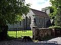 All Saints Church, Tarrant Monkton - geograph.org.uk - 449450.jpg
