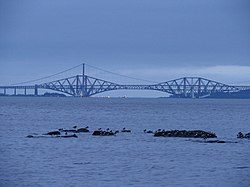 A Forth Bridge vasúti híd