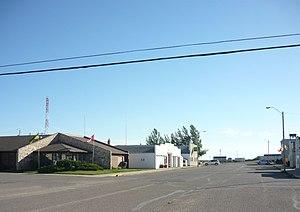 Allan, Saskatchewan - Main Street