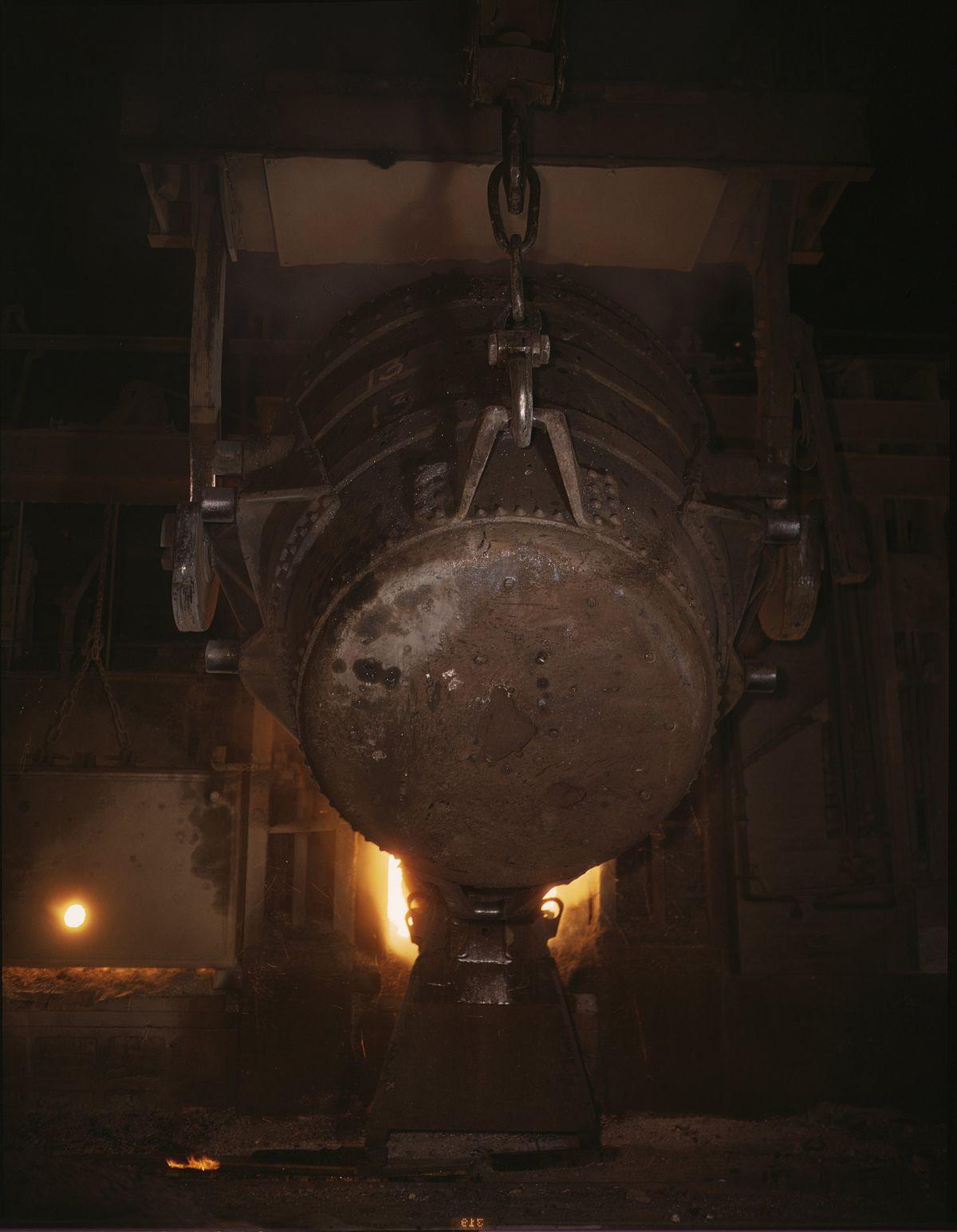Ladle Metallurgy Wikipedia