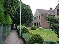 Alleyway behind houses on Demesne Gardens - geograph.org.uk - 1339899.jpg