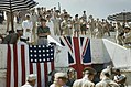 Allied Forces Sports Meeting at the Foro Italico, Formerly the Mussolini Forum, Rome, July 1944 TR2098.jpg