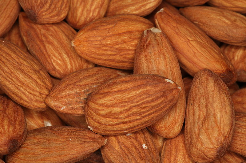 File:Almonds macro 3.jpg