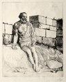 Alphonse Legros - Job (First Plate) - 1945.273 - Cleveland Museum of Art.tif