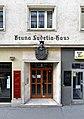 Alsergrund (Wien) - Bruna-Sudetia-Haus, Portal.JPG
