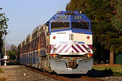 Altamont Commuter Express at Pleasanton.jpg