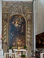 Altare San Nicola Tolentino Giuseppe Nuvolone duomo nuovo Brescia.jpg