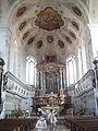 Altarraum der Basilika St. Peter (Dillingen).JPG
