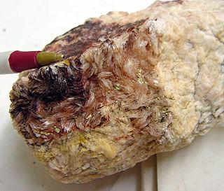 Alunite Alunite supergroup, sulfate mineral