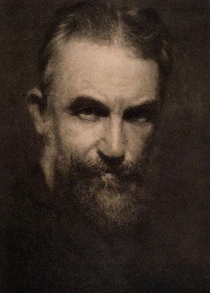 The Man of Destiny - Image: Alvin Langdon Coburn Shaw