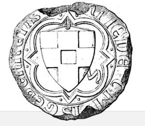 Amadeus II of Geneva - Seal of Amadeus II of Geneva
