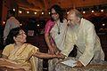 Amala Shankar, Shipra & Shuvaprasanna Bhattacharya - Kolkata 2011-05-09 2824.JPG
