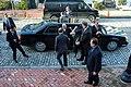 Ambassador Selfridge Welcomes Afghan President Ghani to Secretary Kerry's House For Working Dinner.jpg