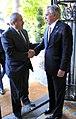 Ambassador Thorne Greets Jordanian Foreign Minister Judeh.jpg