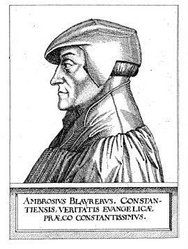 Ambrosius Blarer