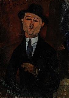 Paul Guillaume French art dealer