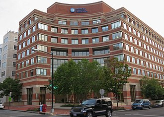 American College of Cardiology - The American College of Cardiology headquarters known as Heart House in 2012