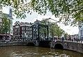 Amsterdam (NL), Brücke am Kloveniersburgwal -- 2015 -- 7250.jpg