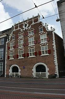 Amsterdam - Singel 423 (Militiegebouw) v1.JPG