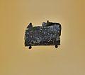 Amulet islàmic d'Ifac, museu d'Història de Calp.JPG