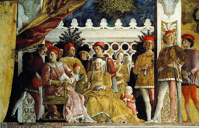 italian and baroque renaissance