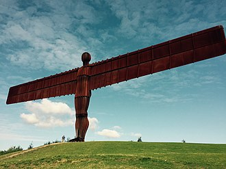 Angel of the North - Image: Angel of The North