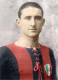 Angelo Schiavio Italian footballer