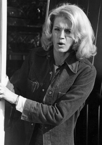 Angie Dickinson - Dickinson in Police Woman, 1976
