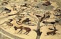 Animal mosaic. Furthest south of Romans. Volubilis (37724556852).jpg