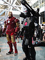 Anime Expo 2011 - Iron Man and War Machine (5893319658).jpg