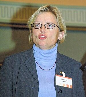2003 in Sweden - Anna Lindh