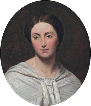 Helena, comtesse de Noailles - Anna Maria Helena, comtesse de Noailles (Ary Scheffer, 1856)