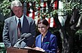 Announcement of Ruth Bader Ginsburg as Nominee for Associate Supreme Court Justice at the White House - NARA - 131493870.jpg