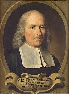image of Giovanni Francesco Grimaldi from wikipedia