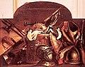 Antichambre de la reine-TROPHEES D'ARMES ET INSTRUMENTS MILITAIRES-2.jpg