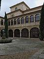 Antiguo Hospital de la Encarnación (Zamora). Patio.jpg