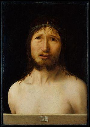 Ecce Homo (Antonello da Messina) - Image: Antonello da Messina 002