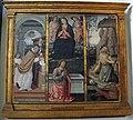 Antonio da viterbo detto il pastura, assunta, messa di s. gregorio e s. girolamo.JPG