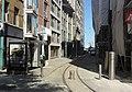 Antwerpen - Antwerpse tram, 23 juli 2019 (074, Sint-Pietersvliet, station Sint-Pietersvliet).JPG