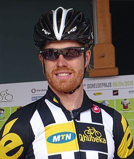 Tyler Farrar American former road racing cyclist