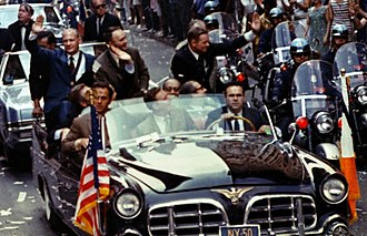 Chrysler Imperial Parade Phaeton - The Apollo 11 astronauts ride in New York's Chrysler Imperial Parade Phaeton in a ticker-tape parade.
