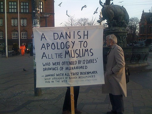Apology to the muslims