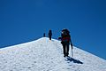Approaching the summit (6441646837).jpg