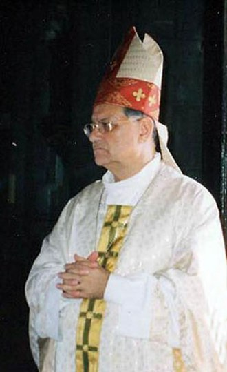 Christianity in Jordan - Archbishop Fouad Twal is the Roman Catholic archbishop and Latin Patriarch of Jerusalem since June 2008.