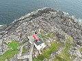 Ardnamurchan, fog horn from above - geograph.org.uk - 921536.jpg