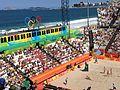 Arena Olímpica de Vôlei de Praia Rio 2016.jpg