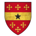 Arms of Sir John de Beauchamp, KG.png