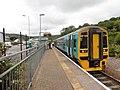 Arrival from Cheltenham (geograph 6257374).jpg