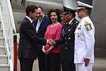 Arrival of Enrique Peña Nieto, President of Mexico (44288671620).jpg