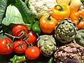 Artichoke, tomato, DSCF1614.jpg